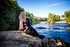 Aubrey (QuarryClimber) Tags: river merrimackriver goffsfalls greeneyes blond face hair beauty pretty relaxed female woman manchesternewhampshire canon5dmarkiv canon2470mm outdoorportrait urban naturallight