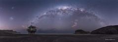 Bethels Way (hakannedjat) Tags: milkyway auckland bethelsbeach beach nz newzealand nzmustdo nzmustsee sonynz sonya7rii sony a7rii zeiss