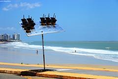 Tábua de pirulito (Julio Magalhaes) Tags: praia beach mar sea céu céulimpo sãoluís maranhão sky blue