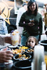 Hungry for Halo Halo (Spencer Pernikoff) Tags: stlouis nikon d750 sigma 3514 food market filipino kid looking cooking waiting child cute