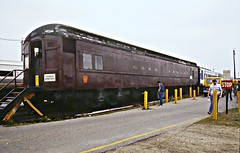 Old Baggage Car (en tee gee) Tags: clerestorycoachusstock newyorkcity lirr 100yearsold nycmta