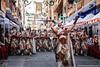 . (Paco Jareño Zafra) Tags: moros y cristianos ibi fiestas patronales comunidad valenciana alicante templarios traje guerreros