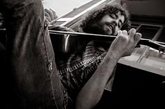 Foto- Arô Ribeiro -3156 (Arô Ribeiro) Tags: arôribeiro brazil música kevindrummnot pb blackwhitephotos photography laphotographie art sãopaulo