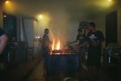 (Schoenborn) Tags: film olympus xa bali indonesia summer holidays fish kitchen jimbaran