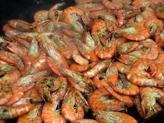 Shrimps on the bar-b 264/365
