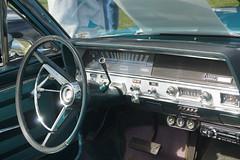 1965 AMC Rambler 770 Convertible (Crown Star Images) Tags: automobile auto automobiles automotive vehicle car cars carshow blacksmith northernlightscarclub convertible droptop ragtop