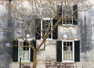 Things to come: 26 Church Street (from the Atlantic Street side), Charleston, SC