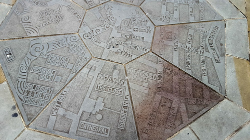 Salisbury Streetmap