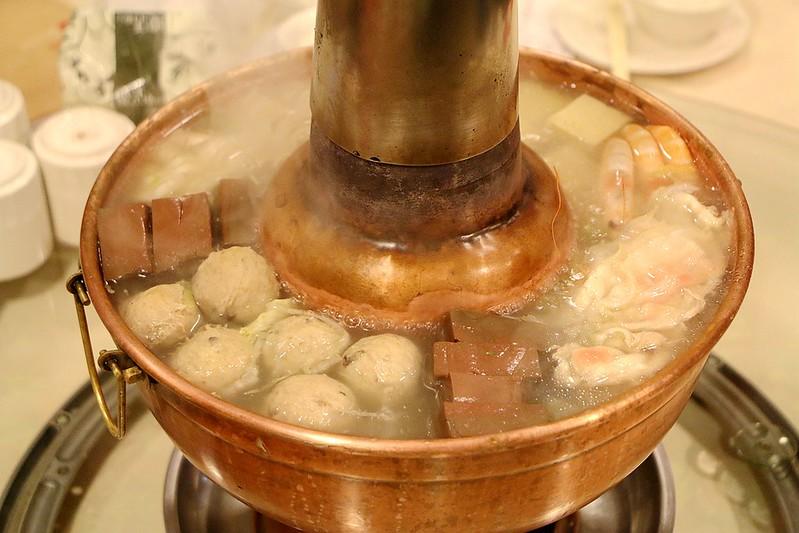 東北軒酸菜白肉鍋 正宗哈爾濱特色菜 台北中山區美食027