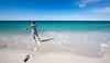 Freedom (Keith Midson) Tags: beach water ocean tasmania sea boy shore shoreline child playing play splash ybs2017