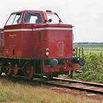 Diesellocomotief Mak DL12 van museumlijn STAR thumbnail