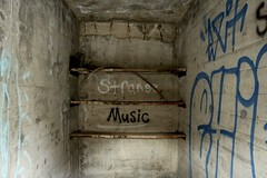 Strange Music (LookSharpImages) Tags: lime oregon limeoregon abandoned abandonedspaces