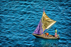 Fishermen (HarryMiller002) Tags: labadee haiti fishing fishermen caribbean sailboat