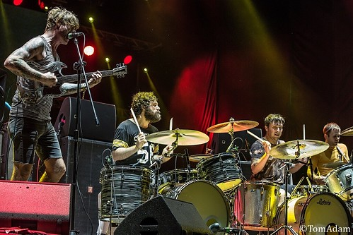Tee oh Sees at Off Festival 2017