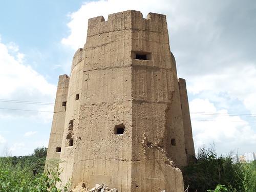旧堡碉堡 DSCF2870