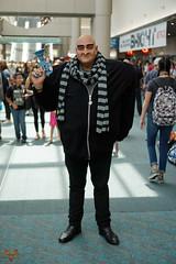 San Diego Comic Con 2017 Cosplay (V Threepio) Tags: 2017 35mm cosplay sdcc sandiegocomiccon sonya6000 sonyalpha vthreepiophotography cosplayer costume mirrorless photography vthreepio despicableme gru feloniousgru