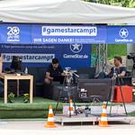 #gamestarcampt auf dem Gamescomcamp thumbnail