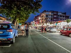 Ночная жизнь болгарских курортов