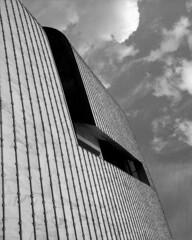 wll2m2 (pavel photography) Tags: pattern architecture lines bwfilm blackandwhitefilm 6x6film hasselblad hasselblad500cm distagon50mm ilford fp4 columbus mediumformatfilm mediumformat