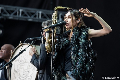 PJ Harvey -  Off Festival 2017