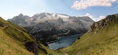 Ghiacciaio Marmolada. Marmolada glacier (Giorgio Sword) Tags: ghiacciaio glacier nature landscape dolomites dolomiti flickraward5