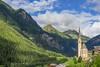 Hidden Amongst Giants (som1755) Tags: church grossglockner heiligenblut mountain