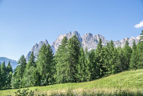 Approaching Cortina