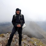 Me on the summit of Sgurr Fiona (1060m), my 88th Munro thumbnail