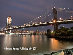 New York City (Themarrero) Tags: newyork nyc newyorkcity ny manhattanbridge olympuse5