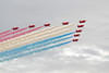 In Formation (David Blandford photography) Tags: redarrows isle wight shieldhall cowes week southamptonwater hampshire