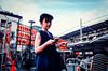Une femme à Jiyugaoka (www.danbouteiller.com) Tags: japan japon japonia jp japanese japonais japonaise tokyo jiyugaoka 日本 日本人 女 地涌が丘 東京 femme woman matsuri lantern lanterns lanterne lanternes city ville urban urbain street streetscene streetlife streets streetshot streetphoto streetphotography photoderue photo rue photography photographer ricoh ricohgr ricohgr2 ricohgrii gr gr2 grii contrast contraste compact composition phone sky ciel