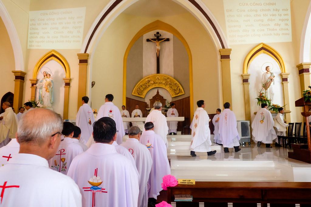 Thánh lễ tạ ơn khánh thành nhà thờ Hòa Cường – Giáo phận Đà Nẵng - Ảnh minh hoạ 12