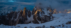 Dolomites2 (joe_bolton) Tags: nikon nikond750 dolomites snow cold trecimes rifugioauronzo italy tamron trekking hiking sunrise mountains walking hike outdoors