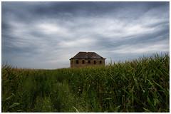 Cuba House 2017 (scott branine) Tags: cuba house republic county kansas old stone abandoned farmstead smoky hills pentax k1