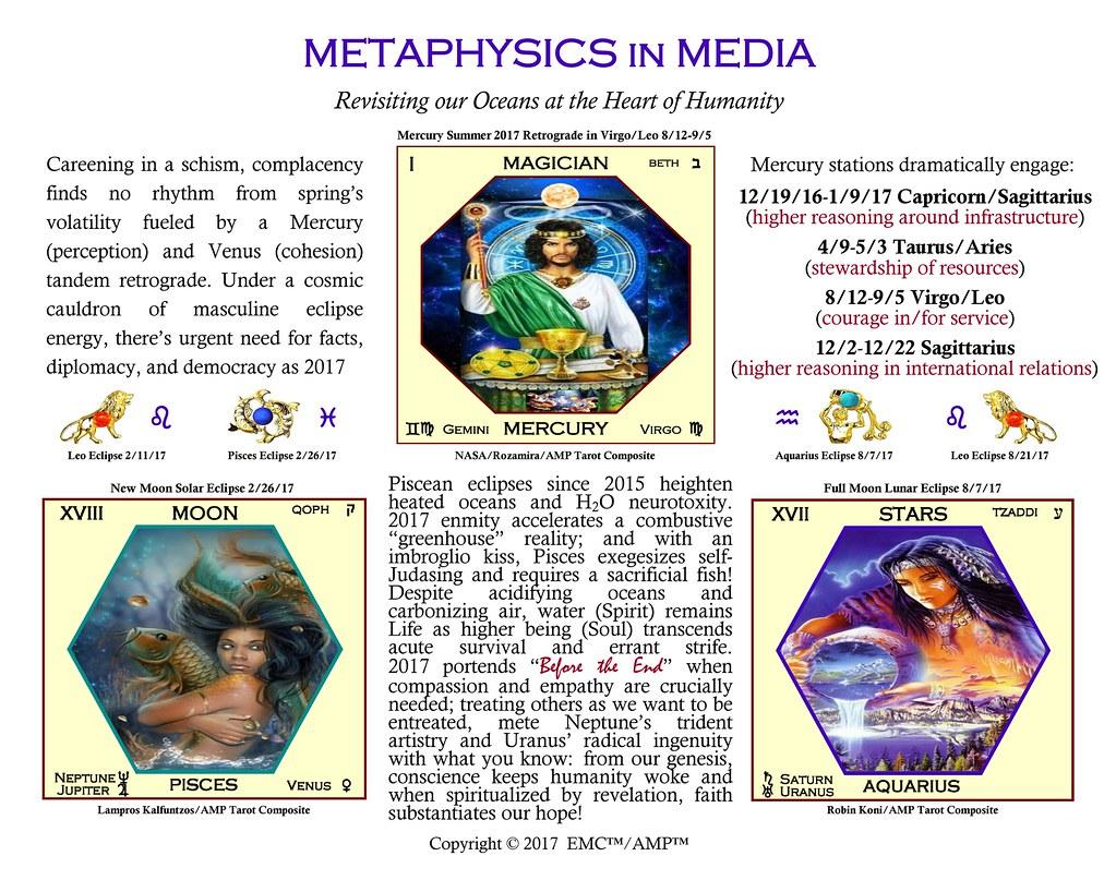 EMCTM Metaphysics In Media 2017 Summer Mercury Retrograde Elohim Communications Tags