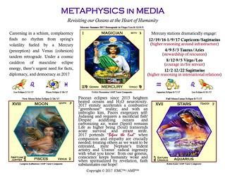 EMC™ Metaphysics In Media 2017 Summer Mercury Retrograde