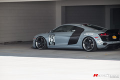"RAYS Blackfleet V205C - Audi R8 - Artisan Spirits Japan Kit - SEMA 2016 • <a style=""font-size:0.8em;"" href=""http://www.flickr.com/photos/64399356@N08/36329338216/"" target=""_blank"">View on Flickr</a>"