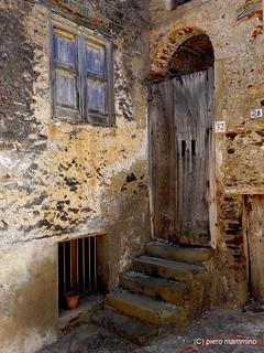 Sicily _ Brolo _ Medieval village