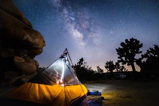 Desert night times