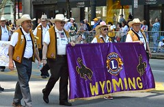 2017 International Parade of Nations (seanbirm) Tags: internationalparadeofnations lionsclub lcicon lions100 lionsclubinternational parades chicago illinois usa statestreet statest weserve wyoming