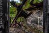 Le village des Schtroumpfs - HDR (gilles_t75) Tags: d7200 france gillest hdr nikkor1024mmf3545 nikon bracketing exposurefusion highdynamicrange photohdr photomatix tonemapping urbex lieuabandonné explorationurbaine ruines coloniedevacances villagedesschtroumpfs