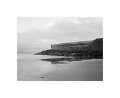 Skinnergrove Pier (Pinhole Photography Workshops) Tags: intrepid northyorkshire skinningrove ilfordfp4 pinhole