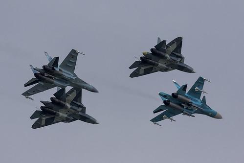 Sukhoi Flypast - 4