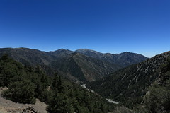 Southeast from the Big Horn Mine (desertwind760) Tags: big horn mine angeles national forest mount baldy