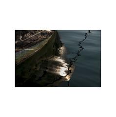 Sea reflections. ( Guetaria ) (José Luis Cosme Giral) Tags: seareflections boat sea marinedetail minimal 1x1 3x2 marcoblanco minimalismo canon eos 50d guetaria guipúzcoa
