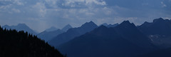 blue (fred.colbourne) Tags: blue sky banffnationalpark mountains alberta