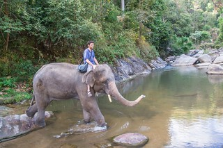trekking chiang mai - thailande 7