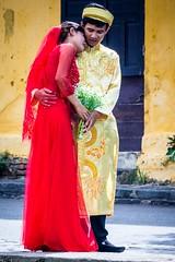 Focení novomanželů (zcesty) Tags: vietnam10 ulice svatba domorodci vietnam hoian dosvěta tphộian quảngnam vn