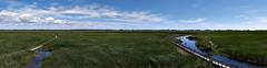 peele pano (_Val W) Tags: pano parks peele blueskies water marsh pentaxk3ii