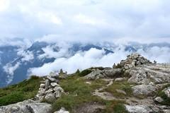 sassi e nuvole (OldGuz) Tags: oldguz italia italy altoadige valpusteria valles vals montagna sassi nuvole mountain stones clouds sentierocircolaresteinermandl alpi piattaformapanoramica platinumheartaward